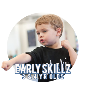 Early Skillz Martial arts in Boca Raton - American Professional Martial Arts